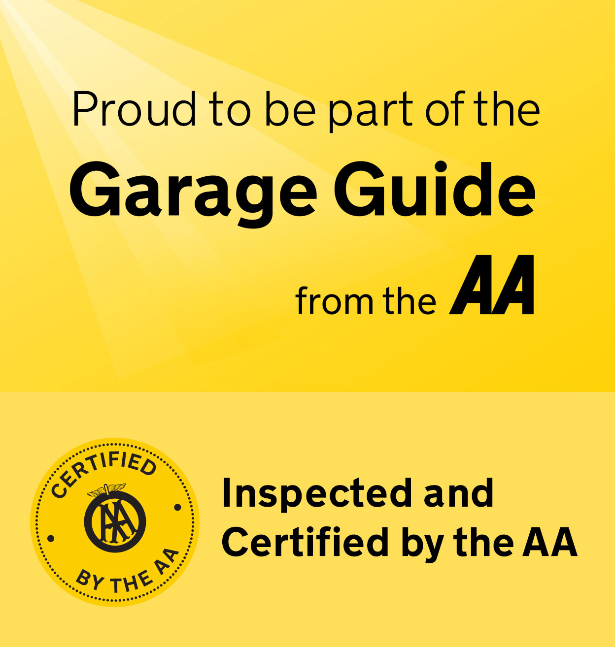 AA Certified Garage in Scarborough