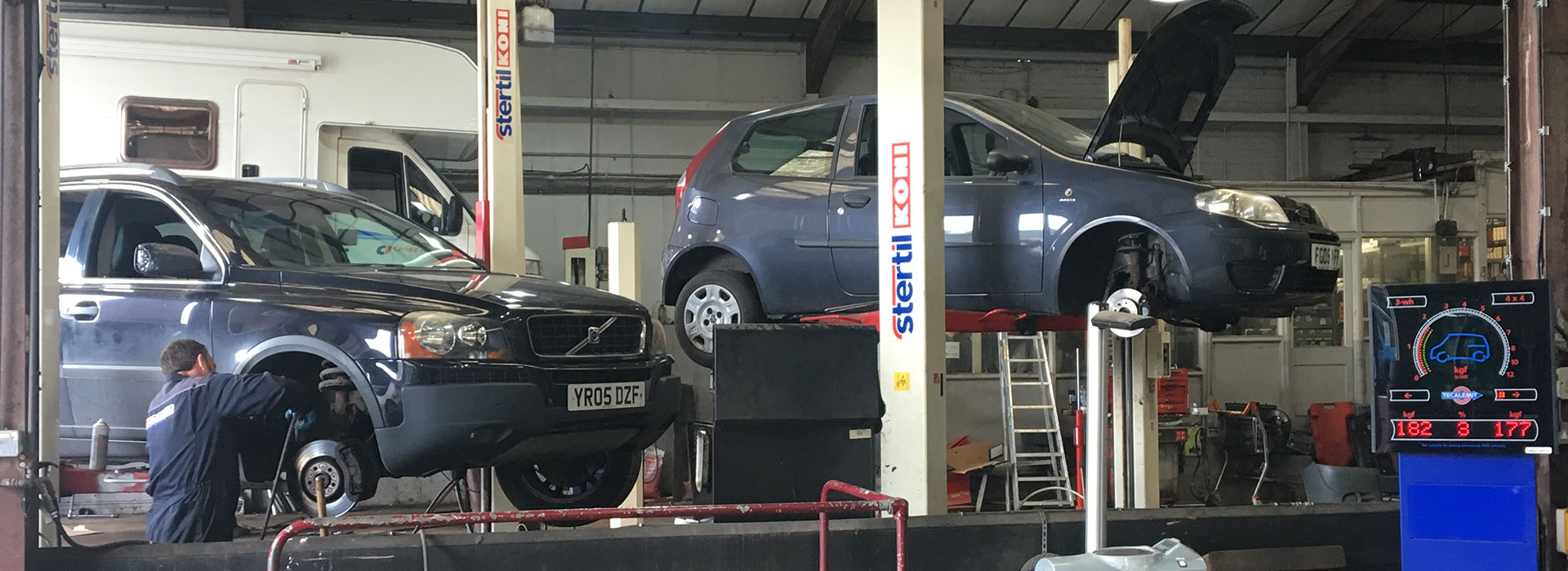 Vehicle Servicing in Scarborough