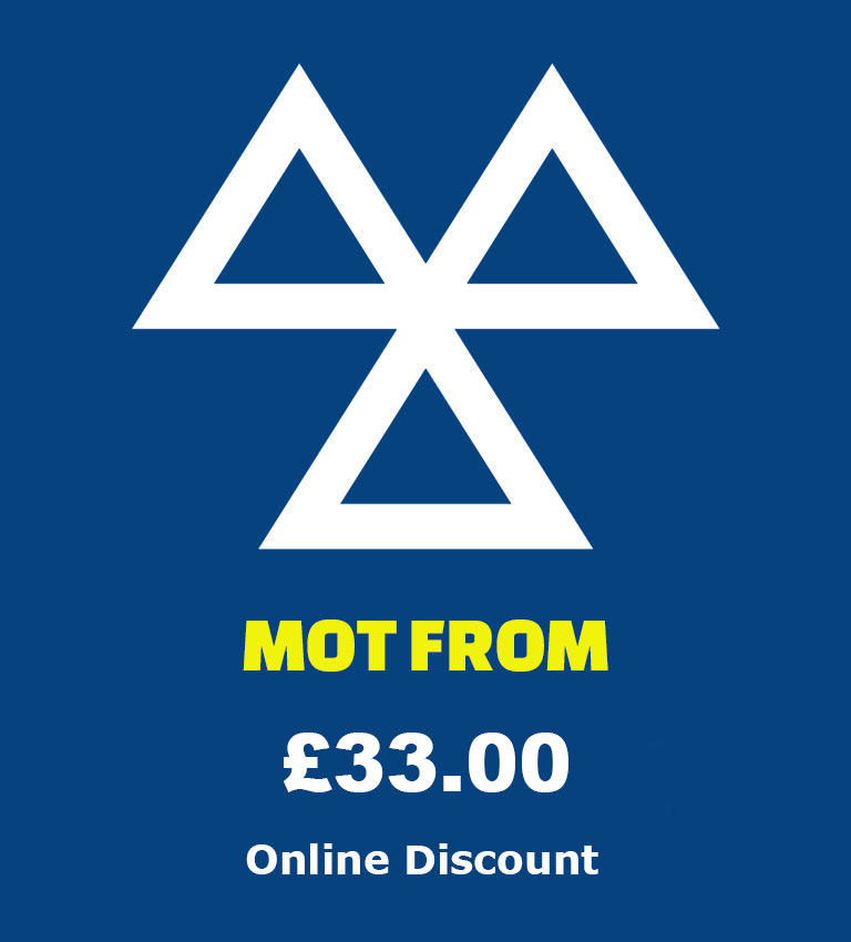 MOT's in Scarborough only £34.95